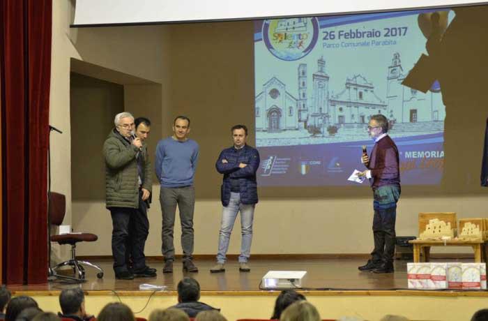 Presentazione Maratonina Salento d'Amare 2017